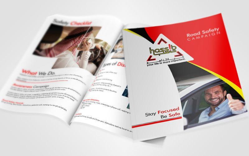 Hassib Road Safety Brochure