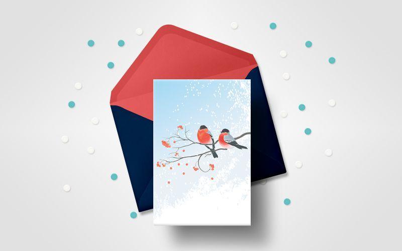 Casual Event Invite Card Design