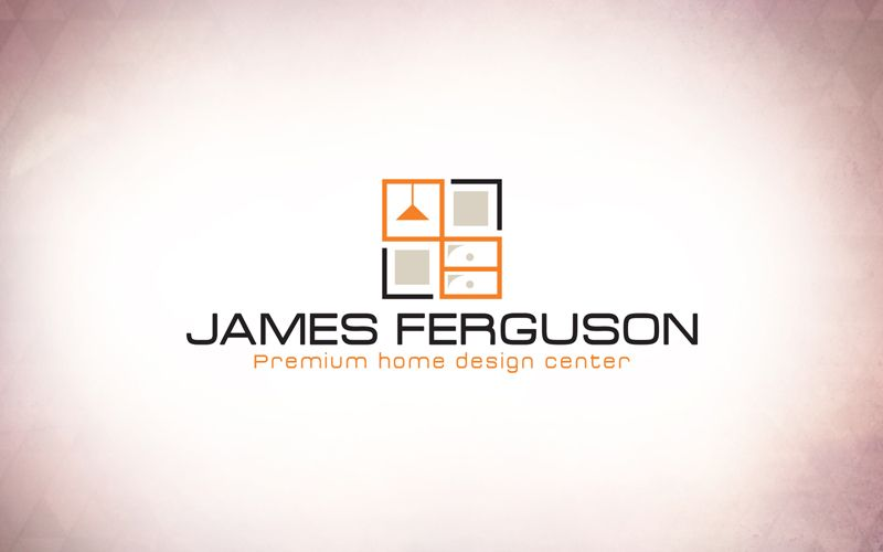 James Ferguson Logo Design