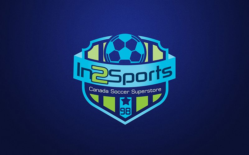 In2Sports Logo Design