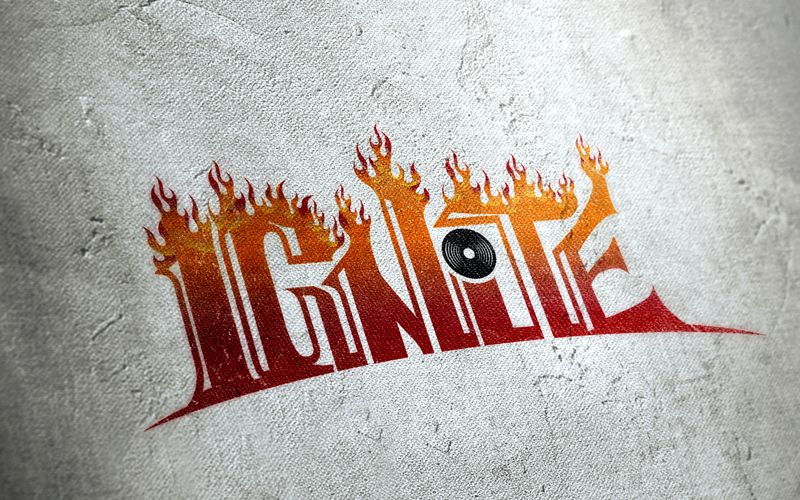 Ignite Logo Design