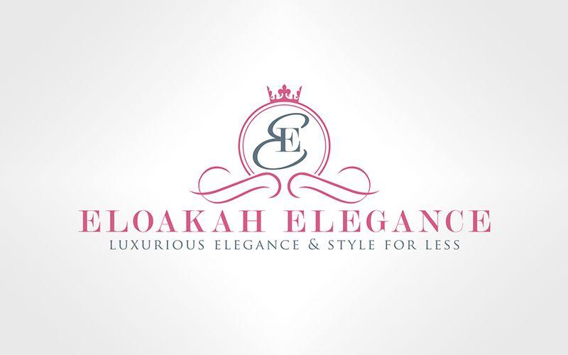 Eloakah Elegance Logo Design