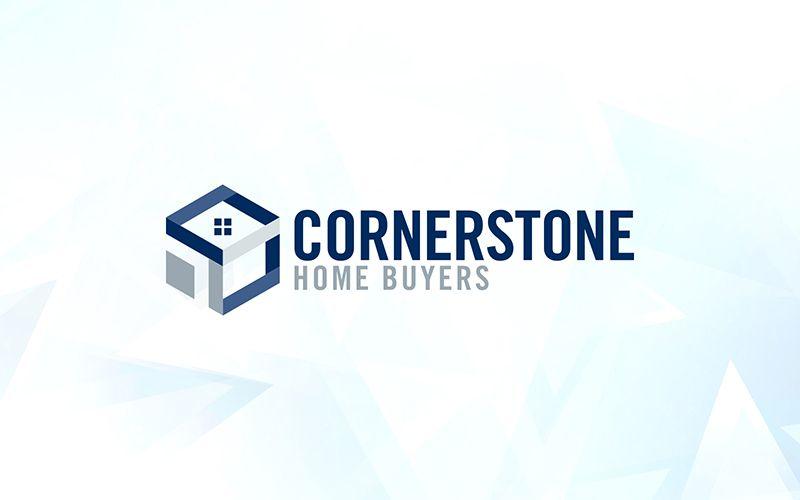 Corner Stone Buyer Logo Design