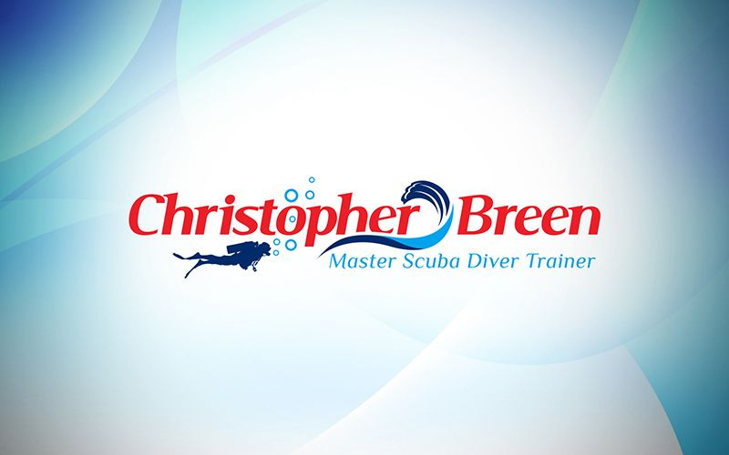 Christopher Breen Logo Design