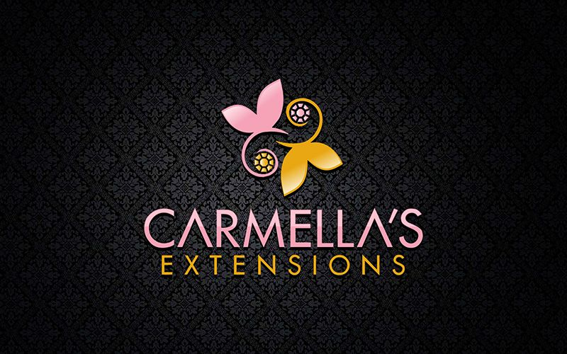 Carmella's Extension Logo Design