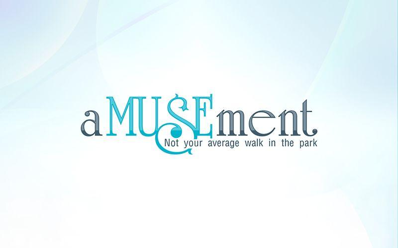 aMUSEment Logo Design