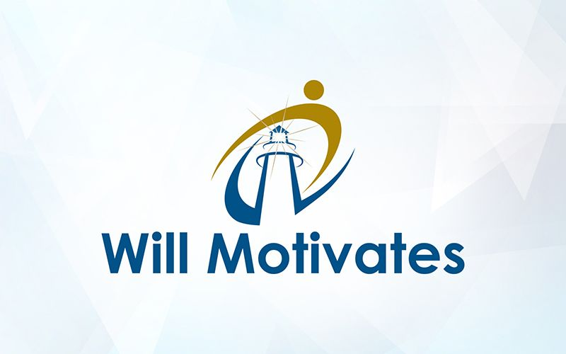 Will Motivates Logo Design