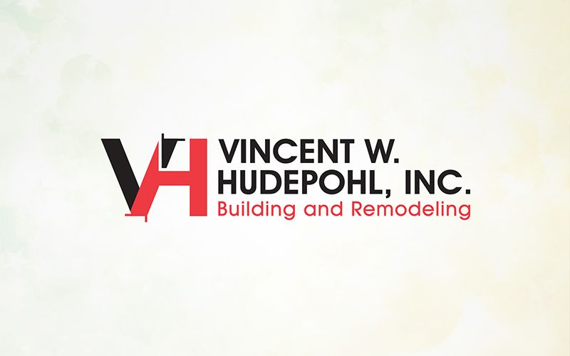 Vincent W Logo Design