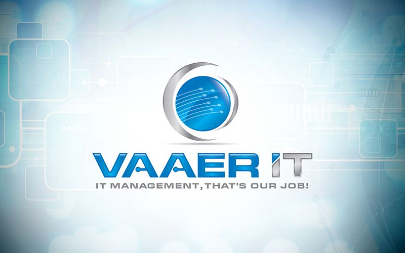 Vaaer IT Logo Desgin