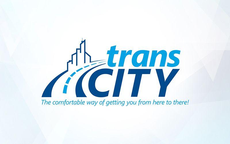 TransCITY Logo Design