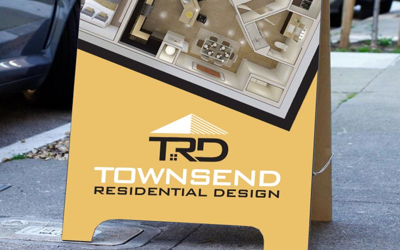 TRD Townsend Logo Design