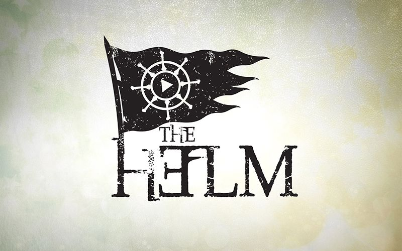 The Helm Logo Design