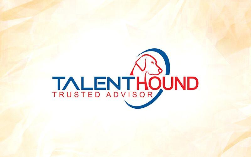 Talent Hound Logo Design