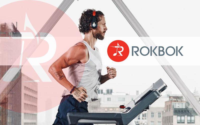 Rokbok Logo Design