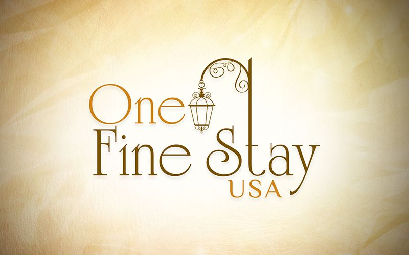 One Fine Stay Logo Design