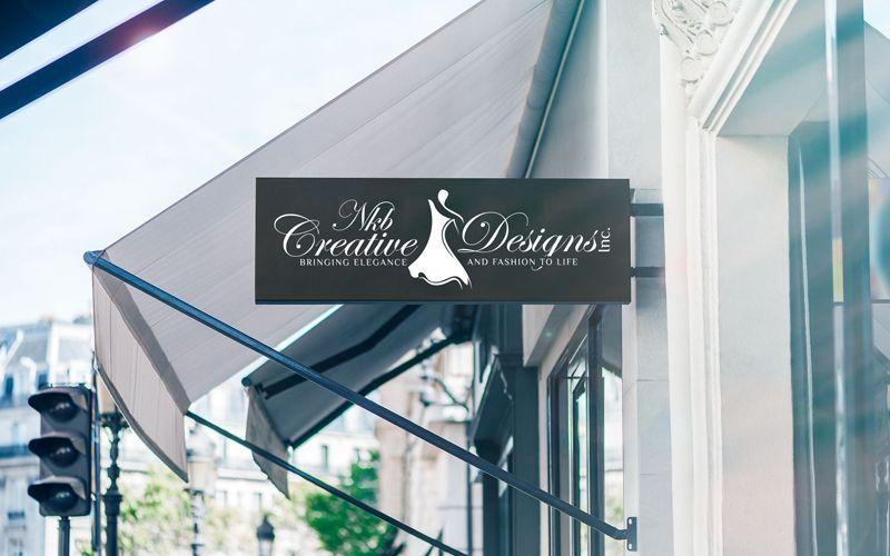 NKB Creative Design Logo Design