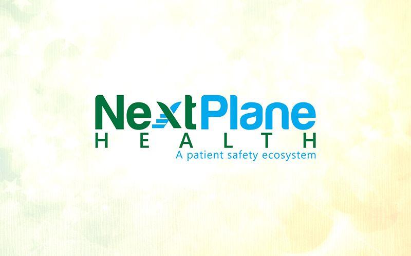Next Plane Health Logo Design