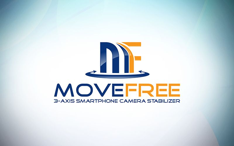 Move Free Logo Design