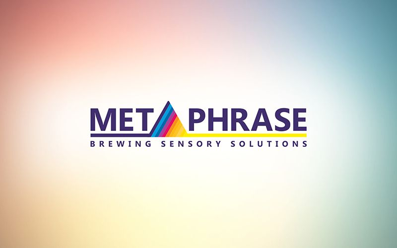 Metaphrase Logo Design