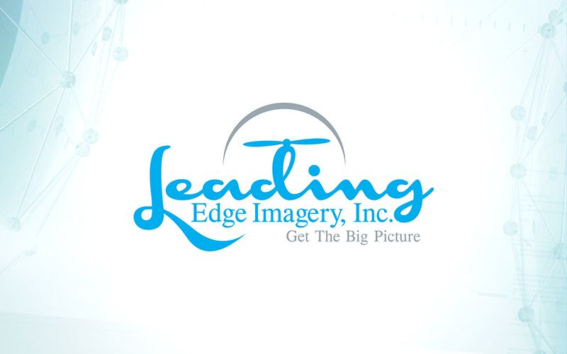 Leading Edge Imagery Logo Design