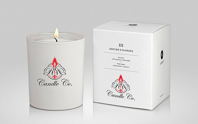 Candle Co. Package Design