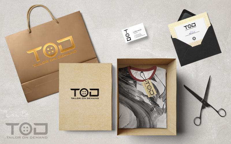 TOD Packaging Design