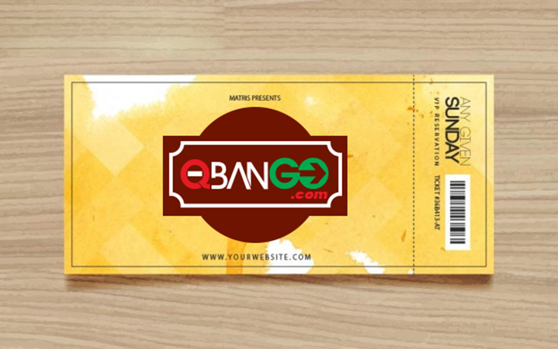 Q Ban Go - Ticket Promotion