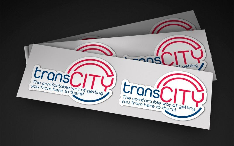 Logo Sticker Design
