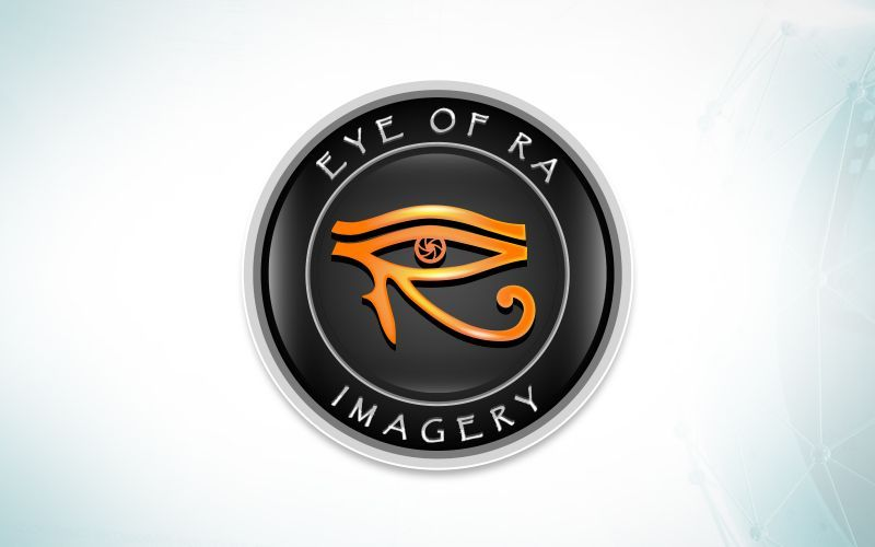 Eye of Imagery 3D Logo Design