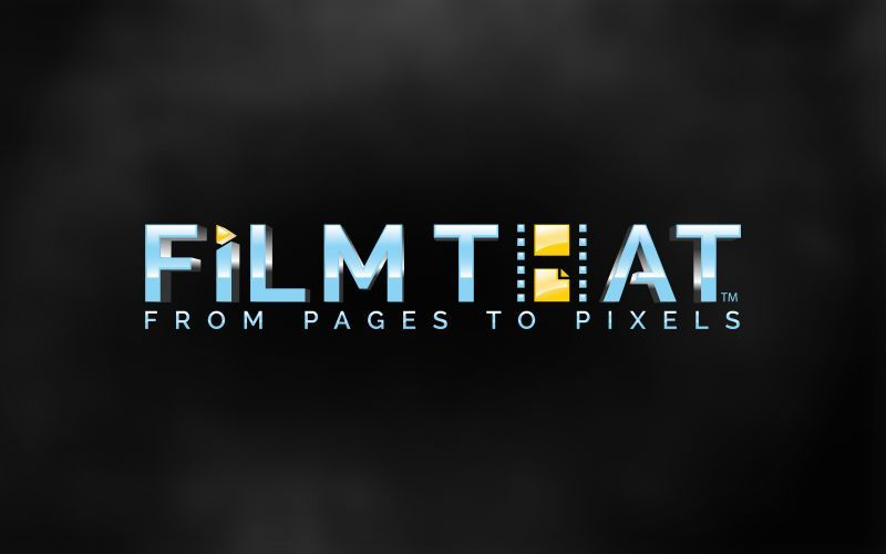 Film That 3D Logo Design