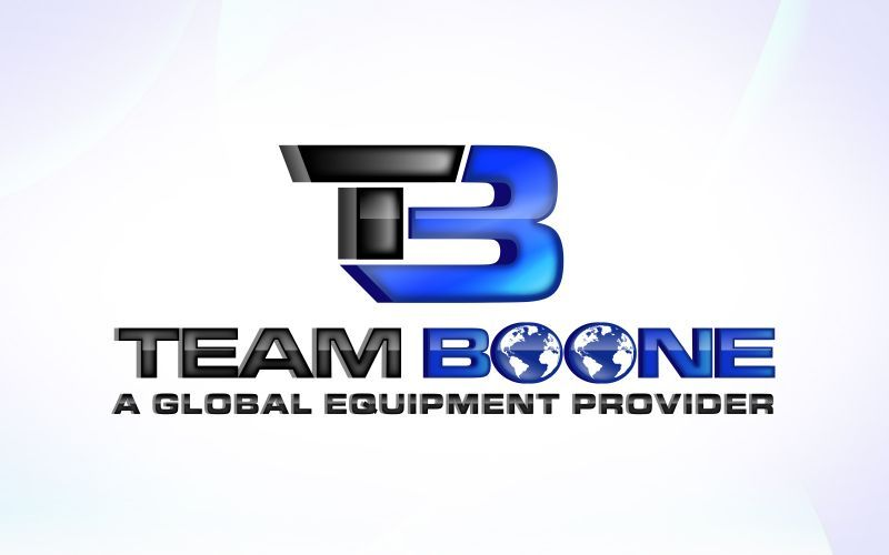 Team Boone 3D Logo Design