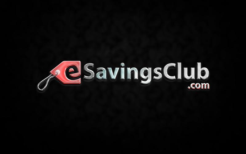 eSaving 3D Logo Desgin