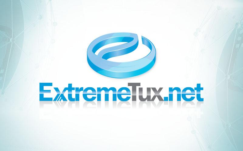 extremetux 3D Logo Design