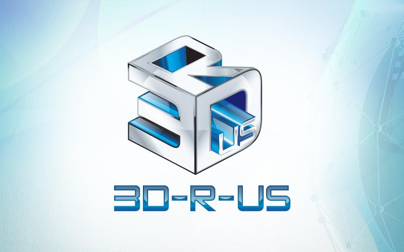 3DRUS 3D Logo Design