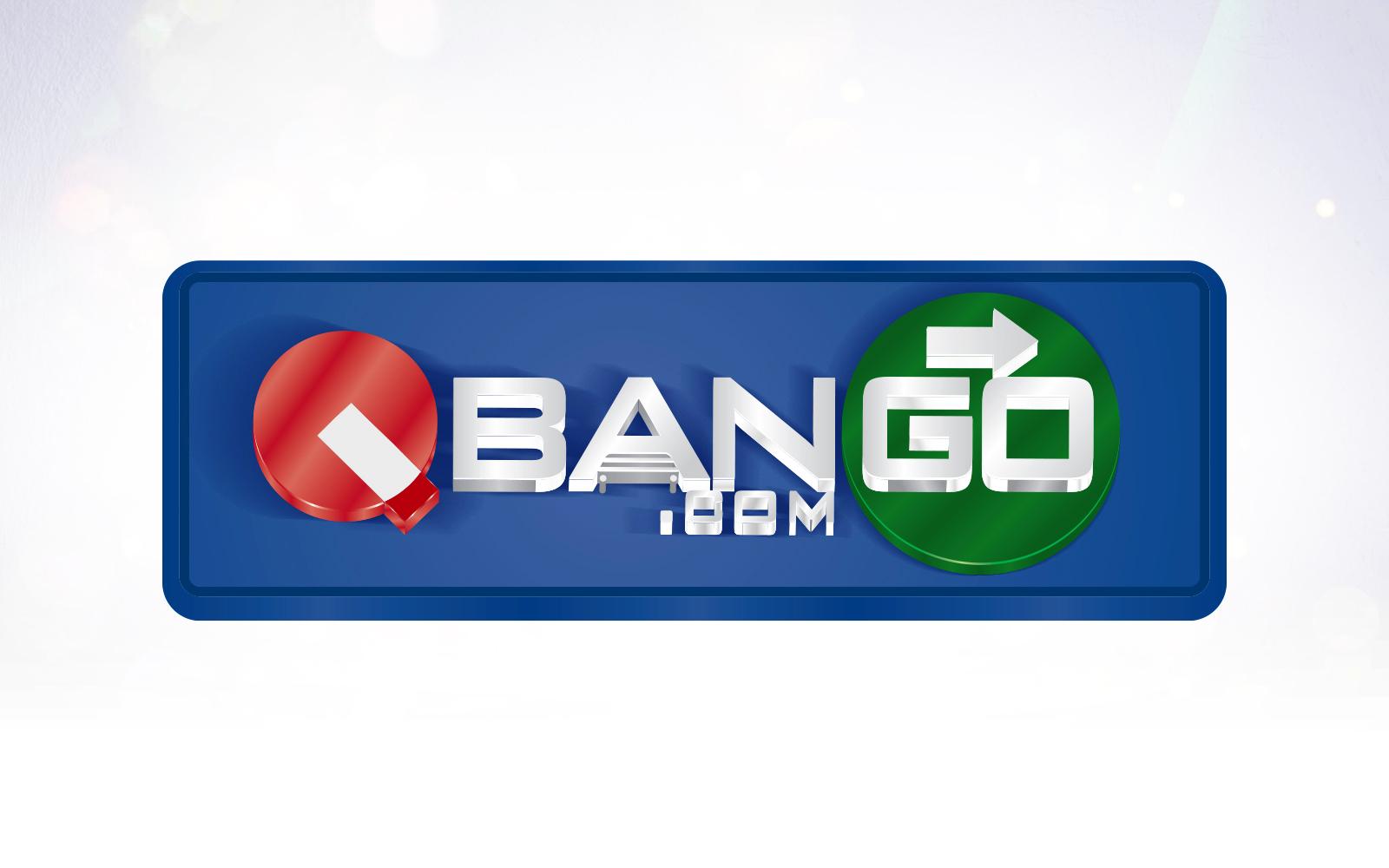 QBango 3D Logo Design