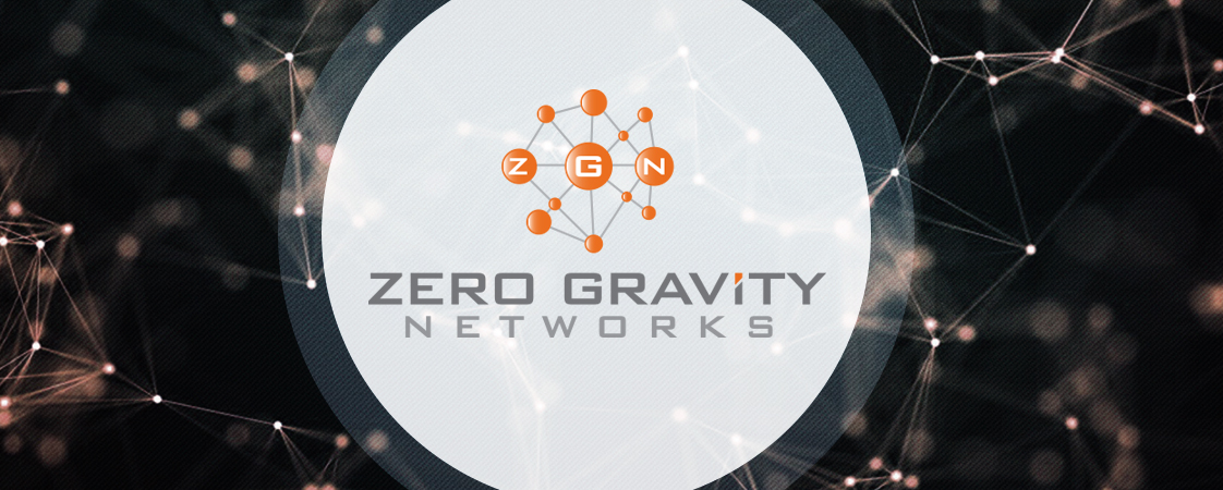 Zero Gravity Networks Logo Design