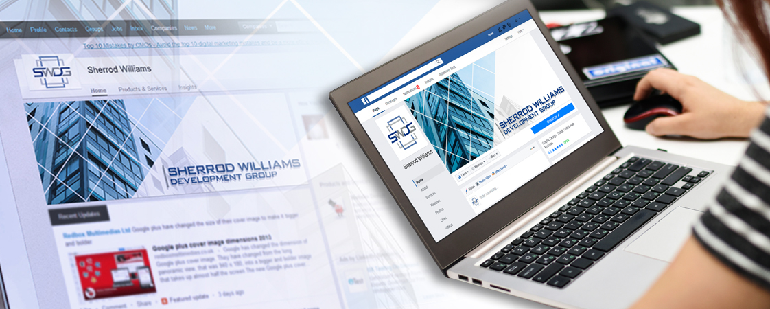 Sherrod Williams Social Media Design